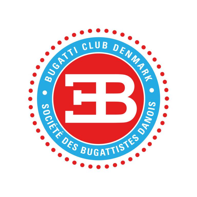 LOGO BUGATTI CLUB DENMARK 20
