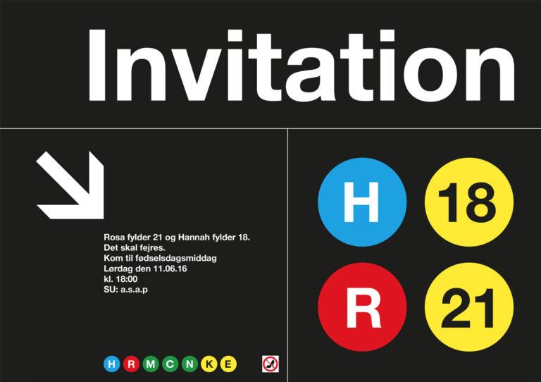 diverse invitation 18- 21 20